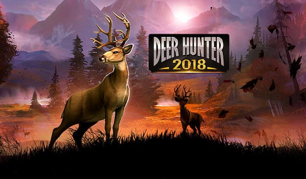 Deer hunter 2018 games for iOS and Android 2018